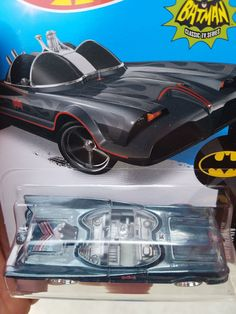 Greenlight M2 Machines Auto World Hot Wheels more Whats New In Diecast : 2016 Hot Wheels 1966 66 TV Series Batmobile Batman...