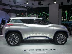 Most interesting and least likely to ever enter production _ Nissan's Terra SUV