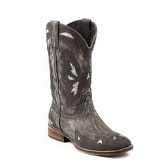 Roper Women's Distressed Eagle Western Boots
