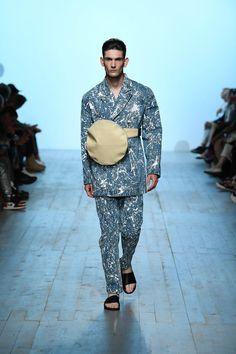 Alex Mullins | Menswear - Spring 2019 | Look 16