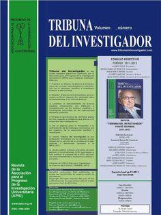 Tribuna del Investigador 2008 - 2011 disponible en Saber UCV http://saber.ucv.ve/ojs/index.php/rev_ti/issue/archive