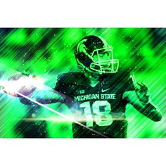 faeadfbe8 Conor Cook and the  MSU Spartans will take on  Stanford in the  RoseBowl