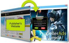 INFORMAR: Ganar dinero con pop bajo Ads