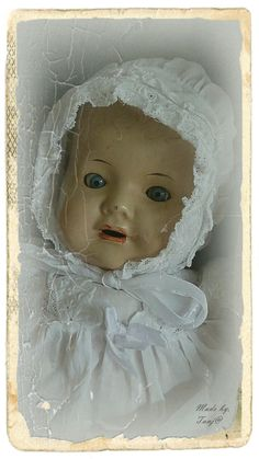 My old doll..