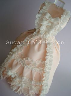 Delicate Dress cookie