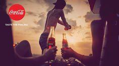 コカ・コーラの新グローバルキャンペーン「Taste The Feeling」が、2016年 世界200ヶ所でスタート   AdGang
