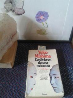 Confesiones de una máscara,  Yukio Mishima. Club de lectura japonesa.