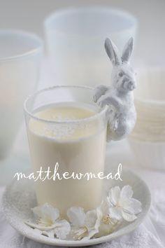 Holiday ... s Matthewem Mead: Bílá velikonoční ...