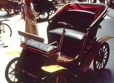 Berliet Vis-a-vis, voiture routière de 1897 La Berliet Vis-a-vis, ce véhicule de collection fut fabriqué en 1897.