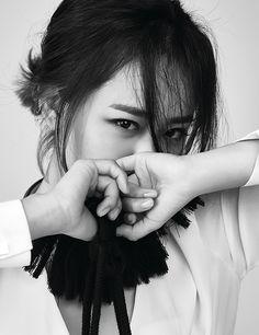 Moon Geun Young For Harper's Bazaar Korea '15
