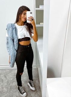 Cute Casual Outfits, Retro Outfits, Chic Outfits, Fashion Outfits, Vintage Outfits, Look Fashion, Girl Fashion, Runway Fashion, Mode Instagram