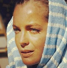 """Romy Schneider dans """"La Piscine"""" de Jacques Deray"""