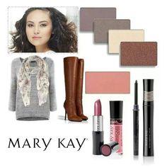 LOVE this look!!! www.marykay.com/twjones04