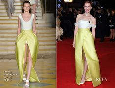 Jena Malone In Emilia Wickstead – 'The Hunger Games: Mockingjay – Part 1′ London Premiere