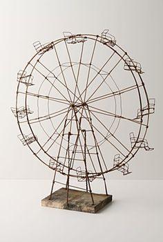 Wirework by Les Beaux Souvenirs