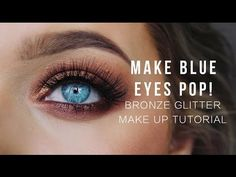 How To Make Your Blue Eyes Look Electric – Stonegirl