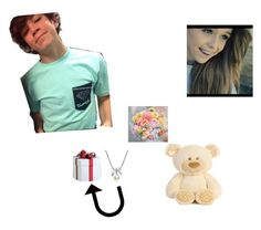 """""""Hayes asking hazel on a date"""" by hannacal ❤ liked on Polyvore featuring MBLife.com"""