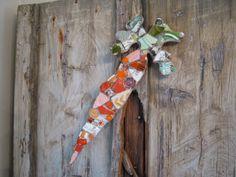 Mosaic carrot