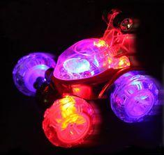 Espada auto styling Elektrische stunt auto fernbedienung wingover dump-auto jungenspielzeug LED-LEUCHTEN 85816 kinder spielzeug für kinder
