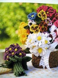 Petals to Picots Crochet