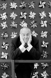 Catch up with writer, broadcaster and former MP Gyles Brandreth