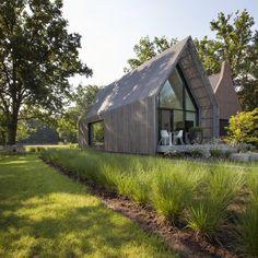 House HV | ILB Architecten                                      Photo: Philippe van Gelooven: