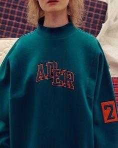 ADER AderSpace # Shop # Tee Shirt Designs, Tee Design, Kids Fashion, Fashion Outfits, Fashion Design, Fashion Words, Apparel Design, Sweater Hoodie, Trends