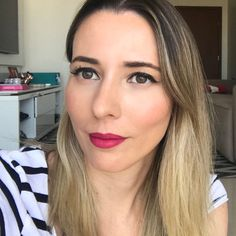Resenha do Batom Bend and Snap da Too Faced por Giuli Castro