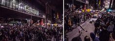 A Avenida Paulista já está lotada de manifestantes na noite desta quarta-feira 17, data em que o governo Michel Temer teve seu fim decretado com uma delação bomba do empresário Joesley Batista, que leva junto o senador Aécio Neves; nas ruas, os manifestantes pedem a saída de Temer e eleições diretas