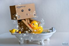 danbos bath time. I want to pin them all. Brilliant!