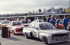 Opel Ascona A Group 5 Mid 70's