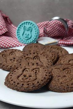 Keto Osterkekse - schokoladige Lowcarb Kekse Low Carb, Keto, Cookies, Food, Oat Cookies, Cake Cookies, Bakken, Savory Foods, Sweet Desserts