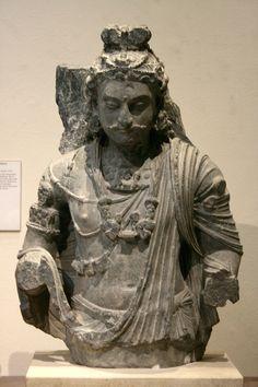 Maitreya Gandhara - Greco-Buddhist art