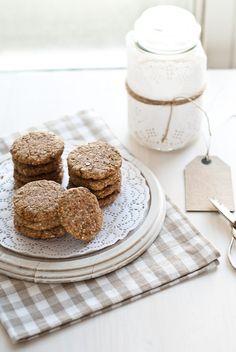 Scandi Home: Quinoa, oats and spelt cookies