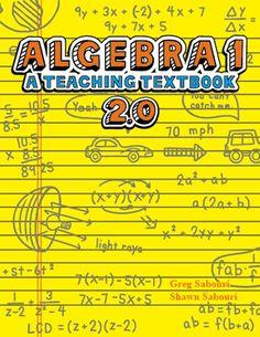Teaching Textbooks-math!!