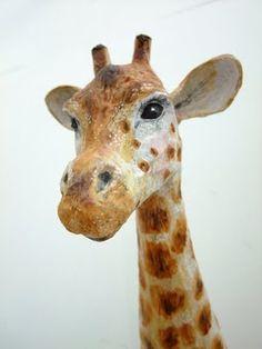 i love this giraffe by Emily Warren