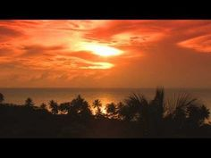 Relaxation HD Video: A Breathtaking Sunset in Rincon, Puerto Rico. Filmed from the rooftop deck at http://CaracolChe.com Private Villa Rental / Produced by http://BetterLivingNY.com