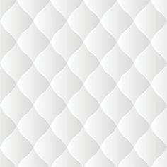 White 3D Pattern Big