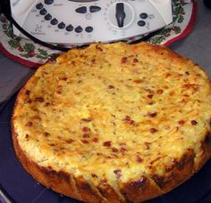 Rezept saftiger Zwiebelkuchen von Daniditt - Rezept der Kategorie Backen herzhaft