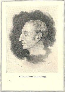 Claude-Henri de Rouvroy de Saint-Simon — Wikipédia
