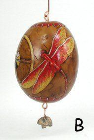 Dragonfly Spirit ornament