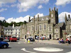Tavistock, Devon, England - Gorgeous little town.  Stunning architecture.