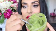 » DIY to Banish Dark Circles & Puffiness (Video) « Huda Beauty – Makeup and Beauty Blog, How To, Makeup Tutorial, DIY, Drugstore Products, Celebrity Beauty Secrets and Tips