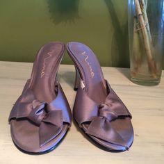 Crazy Sale‼️Lavender Heels Beautiful Nina Shoes Heels