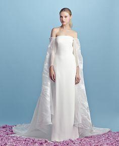 Spring 2015 Bridal Fashion: Pamella Roland #InStyle