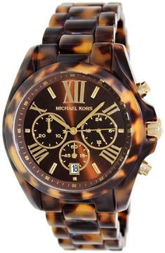 Michael Kors Bradshaw Chronograph Ladies Watch MK5839 * For more information, visit image link.