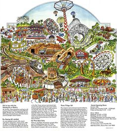 Knott's Berry Farm (1980) | Flickr - Photo Sharing!