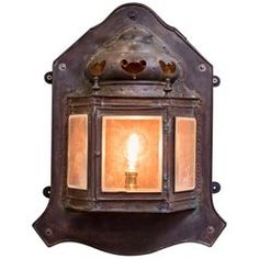 For Sale on - A beautiful copper wall light dating to the early century. This copper wall lantern has been fully restored, rewired and PAT tested. The light has Copper Wall Light, Copper Ceiling, Candle Wall Sconces, Wall Sconce Lighting, Electrical Fittings, Brass Mirror, Steel Art, Modern Wall Lights, Candelabra Bulbs