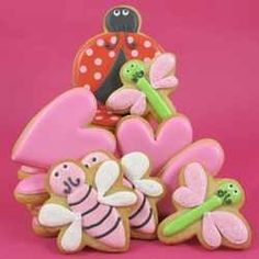 Love Bugs Cookie Collection