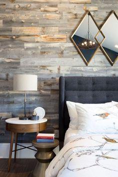 Stikwood Reclaimed Wood Wall